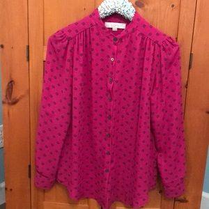 Ann Taylor Loft SP blouse in mint condition